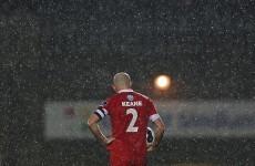 Sligo undone by first-half OG as Shamrock Rovers move on up