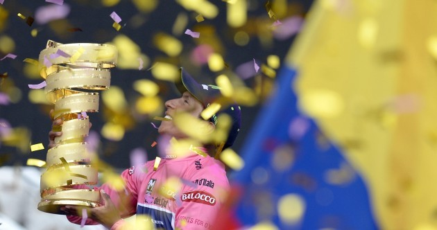 Quintana crowns dominant week with Giro D'Italia title