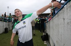 Limerick's TJ Ryan echoes Stevie G - 'We go again. It's a bit like Liverpool'