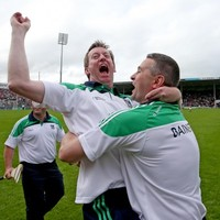 It's 'heart attack material' being an inter-county senior hurling manager