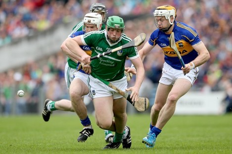 Na Piarsaigh's Shane Dowling struck 2-9 for Limerick yesterday.