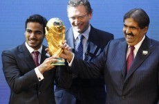 Australia is thinking about another bid to host the 2022 World Cup