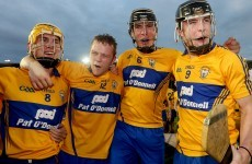 Allstars Kelly and Galvin to lead Clare U21 team but Shane O'Donnell is out injured
