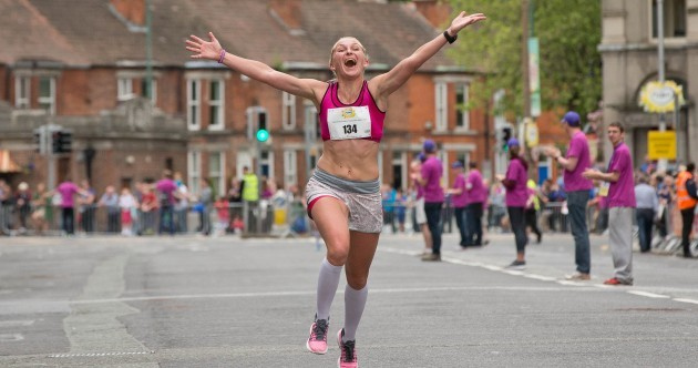 PICS: All of the craic as 40,000 women (and a few men) take part in the Dublin Mini Marathon