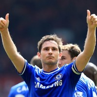 Frank Lampard confirms he is out the Chelsea gate