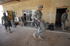 Five US soldiers killed in central Iraq