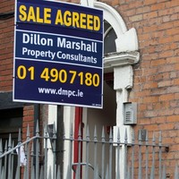 Does Michael Noonan believe that there is a property bubble?