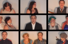 Dublin man recreates epic Les Mis song, playing most of the characters himself