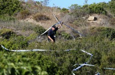 Madeleine McCann search continues on scrubland in Praia da Luz