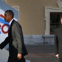 """Obama and Putin may """"cross paths"""" during D-Day commemorations"""