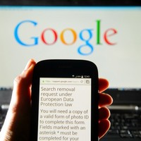 Google receives 41,000 requests to delete search results in first four days