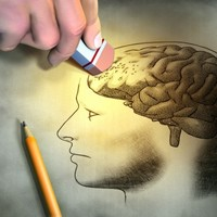 How to erase a memory - and restore it