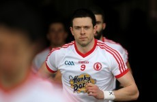 Cruciate curse strikes Tyrone footballer Conor Clarke as he's set to miss 2014 season
