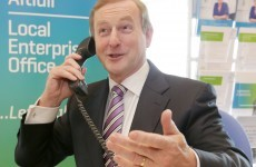 Enda is jetting off to sunny California to woo investors and secure jobs