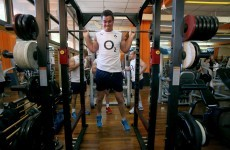 Ireland's rugby stars hit the weights room hard on start of Argentina tour