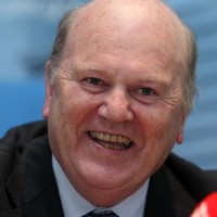 Michael Noonan seized the initiative in disclosing cancer fight, now he'll just want to get on with it