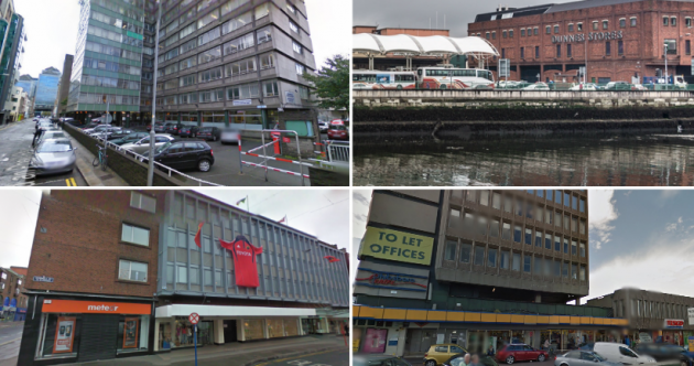 What is the worst building in Ireland?