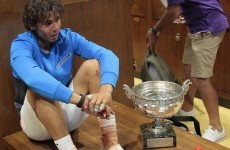 Buzz Bissinger: Why Rafa Nadal is the greatest athlete in the world