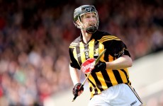 Suspected cruciate injury rules Michael Rice out of Kilkenny's Leinster quarter-final