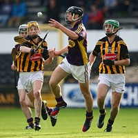 Wexford U21's enjoy 10 point win over Kilkenny as Sutton and Clarke hit the net