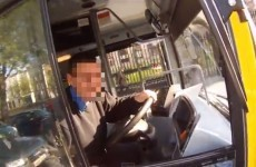 'I'll run you over': Dublin Bus probes driver-cyclist row