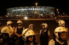 Brazilian police threaten to mar World Cup: Amnesty International