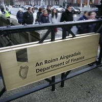 2014 tax take €466 million ahead of target, spending below projections