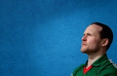 No room for Andy Moran as Mayo name side for Rossies test