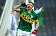 James O'Donoghue ruled out as Kerry hit by nightmare injury list