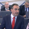 Banking inquiry 'rocked' after lengthy row over senator's 'conflict of interest'
