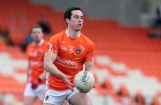 No Aaron Kernan as Armagh and Cavan name their XV for Sunday's SFC clash