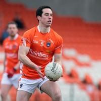 No Aaron Kernan as Armagh and Cavan name their XV for Sunday's SFC clash
