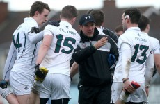 'Our aim is to get to All-Ireland quarter-finals again' - why Jason Ryan took the Kildare job