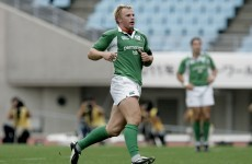 Ulsterman Roger Wilson named at No. 8 in star-studded World XV