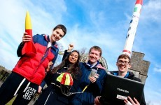These Limerick students built a satellite in a can and won a European prize