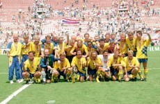 The cult World Cup teams we loved: Sweden 1994