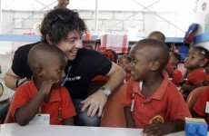Rory McIlroy heads to Haiti on his first trip as Unicef ambassador