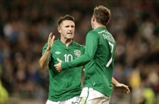 'It's the same pressure I've had since I was 17' - Keane returns for Ireland