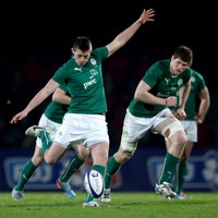 Ireland U20s get JWC campaign back on track with superb win over Wales