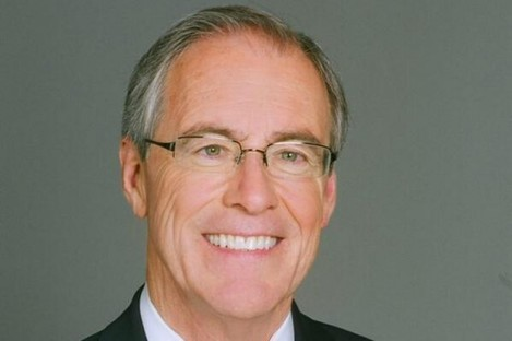 The new US ambassador to Ireland Kevin F. O'Malley.