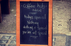 Someone at this Dublin coffee shop needs an espresso, STAT