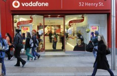 Only one country refused to allow Vodafone publish spying data...Ireland