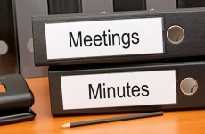 Why don't some local authorities publish their minutes?