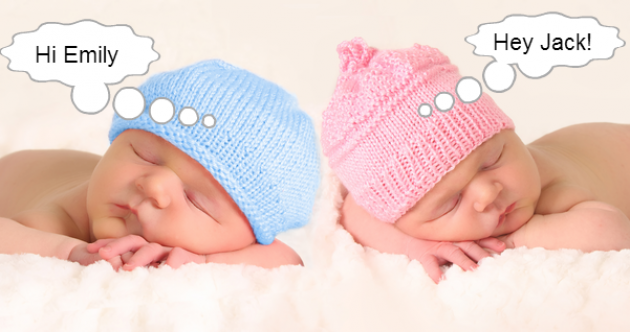 Mia or Mary? What would you name a newborn baby girl?