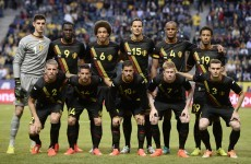 5 reasons why Belgium will win the World Cup