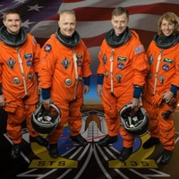 The right stuff: meet the final crew of the space shuttle Atlantis