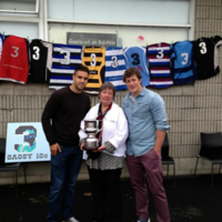 Memorial tournament in honour of Shane Geoghegan grows every year