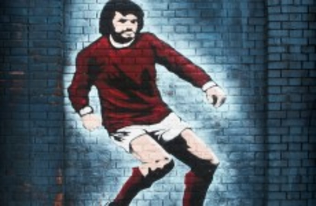 Dancing Shoes The Musical About George Best