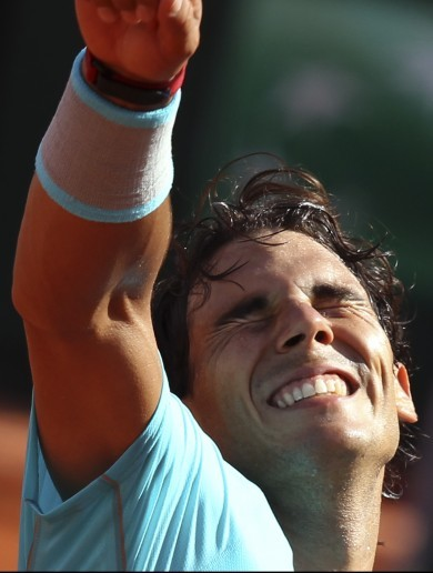 Nadal beats Murray to set up blockbuster final with Djokovic