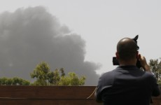 Tripoli pummelled by rare daylight NATO airstrikes